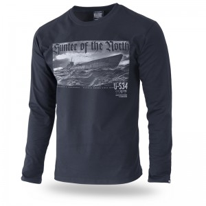 Longsleeve Hunter of the North